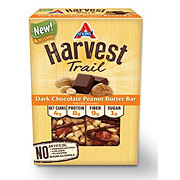 Atkins Harvest Trail Dark Chocolate Peanut Butter Bar