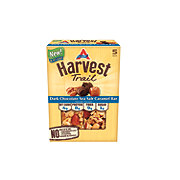 Atkins Harvest Trail, Dark Chocolate Sea Salt Caramel Bar
