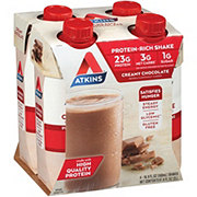 Atkins Meal Creamy Chocolate Shake
