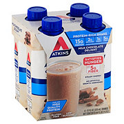 Atkins Milk Chocolate Delight Shake 4 pk