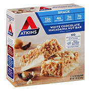 Atkins Snack Bar White Chocolate Macadamia