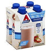 Atkins Strawberry Shake 4 pk