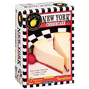 Atlanta Cheesecake Company New York Style Cheesecake Slices