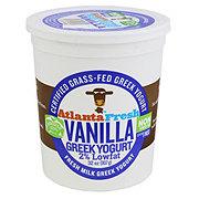 Atlanta Fresh Greek Yogurt Vanilla