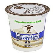 Atlanta Fresh Greek Yogurt Vanilla 2%