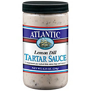 Atlantic Lemon Dill Tartar Sauce
