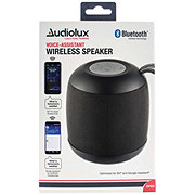 Audiolux Voice Enabled Bluetooth Portable Speaker