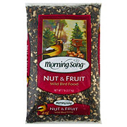 Audubon Park Morning Song Nut and Fruit Wild Bird Food