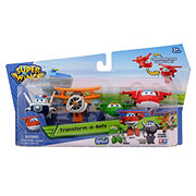 Auldey Toys Super Wings Assorted Transform-a-Bots Figures, Characters May Vary