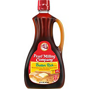 Aunt Jemima Butter Rich Natural Butter Flavor Syrup