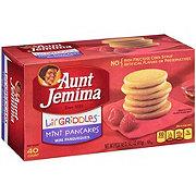 Aunt Jemima Lil' Griddles Mini Pancakes