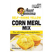Aunt Jemima Self-rising Yellow Corn Meal  Mix