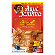 Aunt Jemima The Original Pancake & Waffle Mix