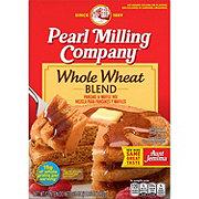 Aunt Jemima Whole Wheat Blend Pancake & Waffle Mix