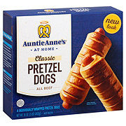 Auntie Anne's Classic Pretzel Dogs
