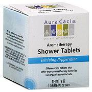 Aura Cacia Aura Cacia Shower Tablets Reviving Peppermint