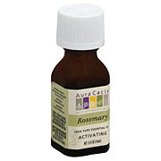 Aura Cacia Pure Aromatherapy Activating Rosemary 100% Pure Essential Oil