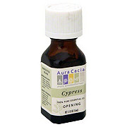 Aura Cacia Pure Aromatherapy Opening Cypress 100% Pure Essential Oil
