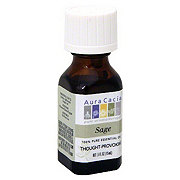 Aura Cacia Pure Aromatherapy Thought-Provoking Sage 100% Pure Essential Oil