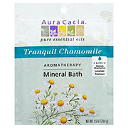 Aura Cacia Pure Aromatherapy Tranquility Mineral Bath
