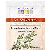 Aura Cacia Purifying Tea Tree Aromatherapy Mineral Bath