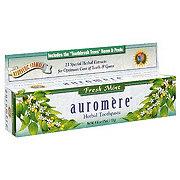 Auromere Fresh Mint Herbal Toothpaste