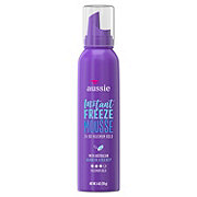 Aussie Instant Freeze Sculpting Maximum Hold Mousse