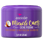 Aussie Miracle Curls Cream Pudding with Coconut