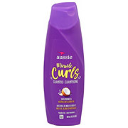 Aussie Miracle Curls Shampoo with Coconut & Jojoba Oil