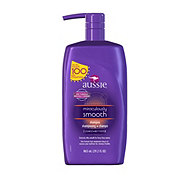 Aussie Miraculously Smooth Shampoo With Pump