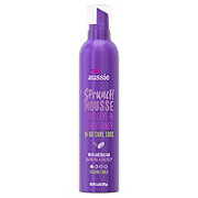 Aussie Sprunch Mousse & Leave-In Conditioner with Jojoba & Sea Kelp