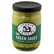 Austin Chile Co Green Sauce Spicy