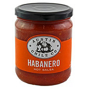 Austin Chile Co Habanero Hot Salsa