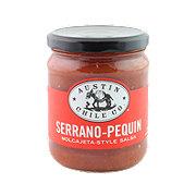 Austin Chile Co. Serrano-Pequin Salsa