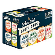 Austin Eastciders Cider Variety Pack 12 oz Cans
