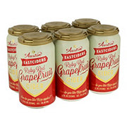 Austin Eastciders Ruby Red Grapefruit Cider 12 oz Cans