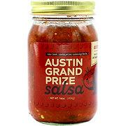 Austin Grand Prize Hot Sauce