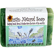 AUSTIN NATURAL SOAP Barton Springs Soap