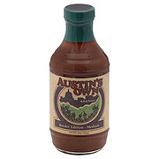 Austin's Own Border Edition Medium B-B-Q Sauce