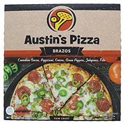 Austin's Pizza Brazos Special
