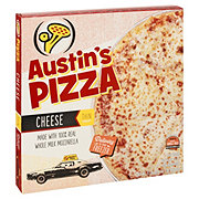 Austin's Pizza Cheese Thin Crust Pizza