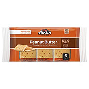 Austin Toasty Crackers Peanut Butter Sandwich Crackers