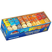 Austin Variety Club Pack Cookies and Crackers
