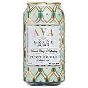 Ava Grace Vineyards Pinot Grigio Wine