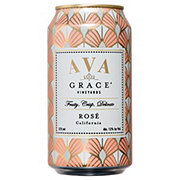 Ava Grace Vineyards Rose Wine