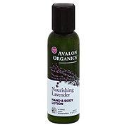 Avalon Organics Organics Hand & Body Lotion Lavender