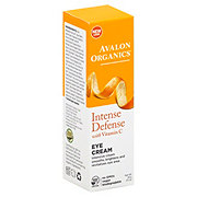 Avalon Organics Vitamin C Sun Aging Defense Revitalizing Eye Cream