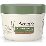 Aveeno Active Naturals Daily Moisturizing Body Yogurt Moisturizer Vanilla And Oats
