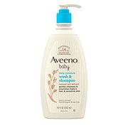 Aveeno Baby Wash & Shampoo