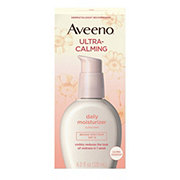 Aveeno Ultra-Calming Daily Moisturizer With Broad Spectrum SPF 15